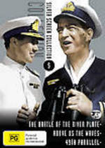 Silver Screen Collection 5 (Battle Of The River Plate / Above Us The Waves / 49th Parallel) (3 Disc Set) on DVD
