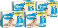 Huggies Ultra Dry Nappies Bulk Shipper - Infant Boy 4-8kg (192) image