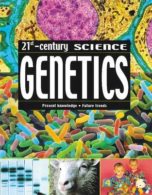 Genetics by Moira Butterfield