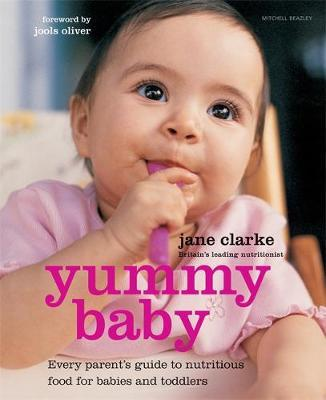 Yummy Baby by Jane Clarke image