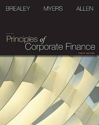 Principles of Corporate Finance + S&p Market Insight by Richard Brealey