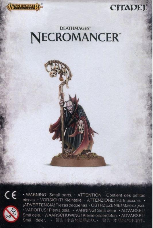 Warhammer Vampire Counts Necromancer