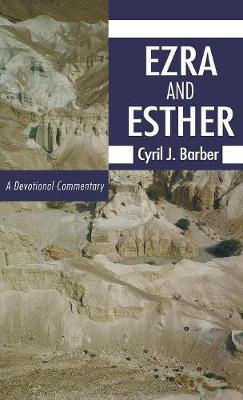 Ezra and Esther by Cyril J. Barber image