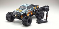 Kyosho 1/10 EP 2WD Monster Truck Readyset Type 2 - (Orange)