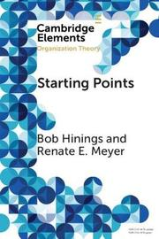 Starting Points by Bob Hinings