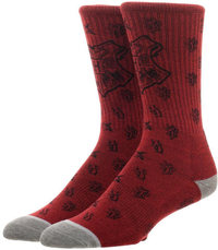 Harry Potter: Hogwarts - Waterprint Crew Socks