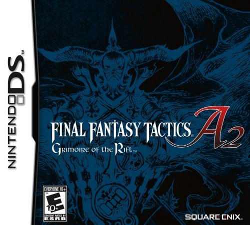 Final Fantasy Tactics A2: Grimoire of the Rift for Nintendo DS
