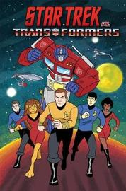 Star Trek Vs. Transformers by John Barber