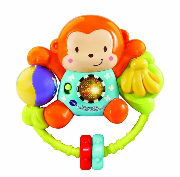 Vtech: Little Friendlies - Swing & Shake Monkey Rattle