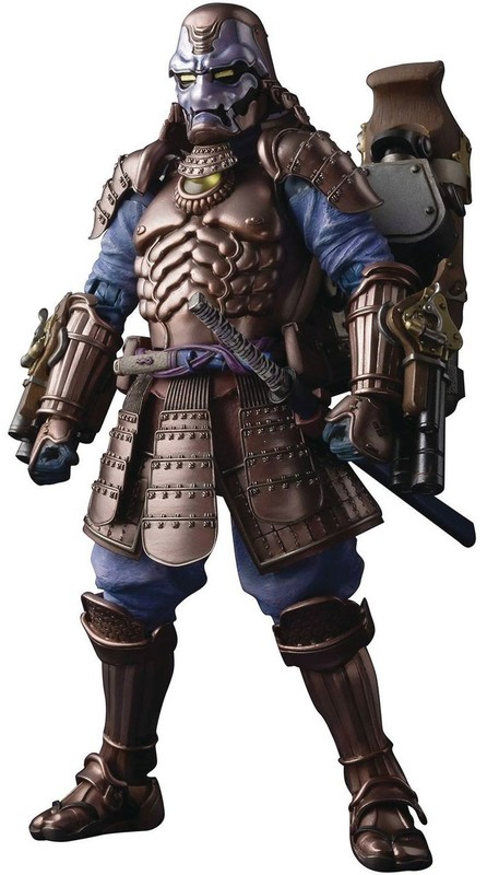 Marvel: Samurai War Machine (Manga Ver.) - Action Figure