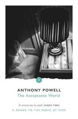 The Acceptance World by Anthony Powell image