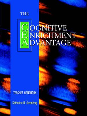 The Cognitive Enrichment Advantage Teacher Handbook by Katherine, H. Greenberg image