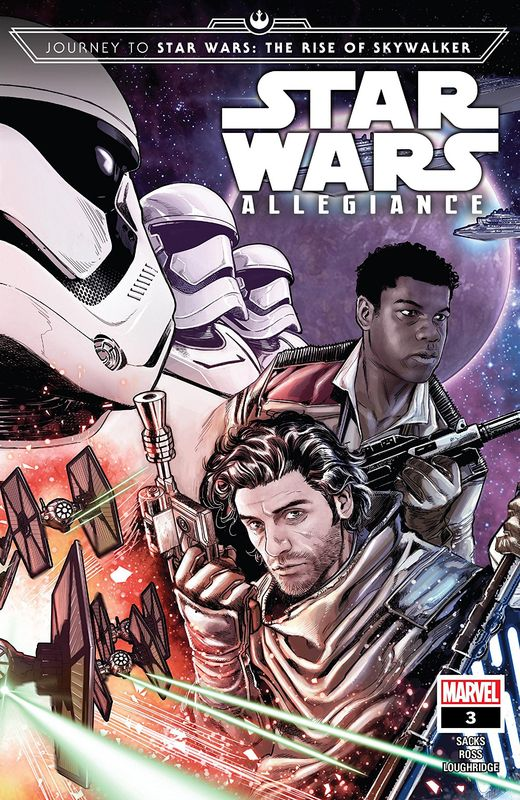 Star Wars: Allegiance - #3 (Cover A) by Ethan Sacks