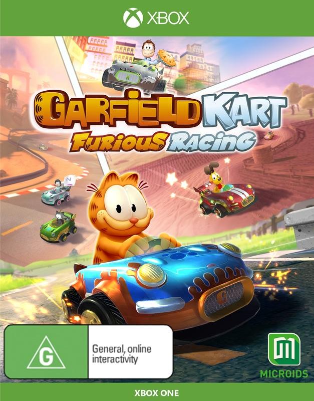 Garfield Kart Furious Racing for Xbox One