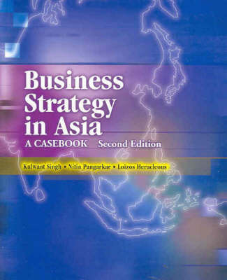 Business Strategy in Asia by Kulwant Singh image