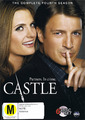 Castle - The Complete Fourth Season on DVD