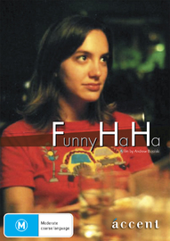 Funny Ha Ha on DVD image