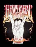 The Heavy Metal Fun Time Activity Book by Aye Jay Morano