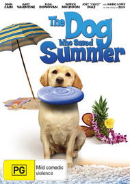 The Dog Who Saved Summer on DVD