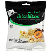 Loaf Bliss Bites - Apricot & Macadamia (120g)
