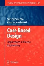 Case Based Design by Yuri Avramenko