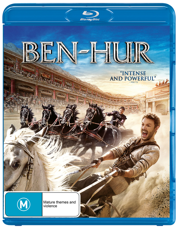 Ben Hur on Blu-ray