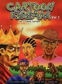 Cartoon Kidzmag by Kingsley Nnamdi Onye