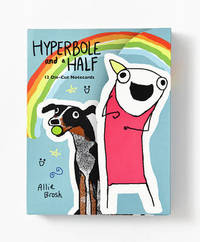 Hyperbole and a Half Diecut Note Cards (12 Cards/Envelopes) by Allie Brosh