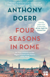 Four Seasons in Rome by Anthony Doerr image