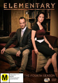 Elementary - The Complete Fourth Season on DVD