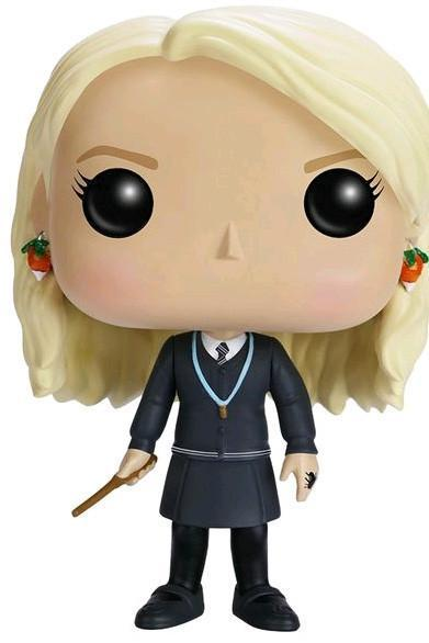 Harry Potter - Luna Lovegood Pop! Vinyl Figure image