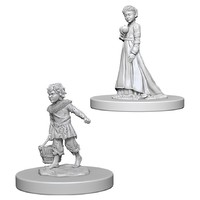 Pathfinder Deep Cuts: Unpainted Miniatures - Children