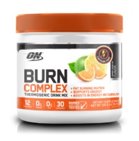 Optimum Nutrition: Burn Complex Non-Stimulant Thermogenic Drink Mix - Orange, Lemon & Lime (30 Serves)