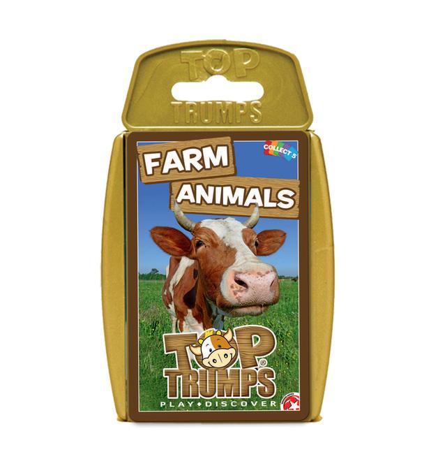 Top Trumps: Farm Animals