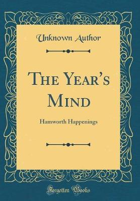 The Year's Mind by Unknown Author image