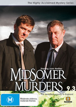 Midsomer Murders - Vol. 9.3 on DVD