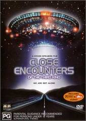 Close Encounters Of The 3rd Kind on DVD