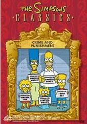 The Simpsons Classics - Crime And Punishment on DVD