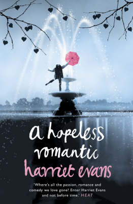 A Hopeless Romantic by Harriet Evans image