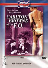 Carlton Browne Of The Fo on DVD