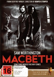 Macbeth on DVD image