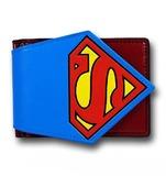 Superman Pocket Symbol Bi-Fold Wallet