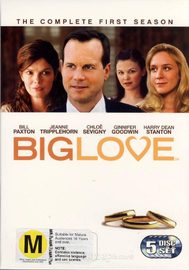 Big Love - Complete Season 1 (5 Disc Set) on DVD image