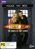 Doctor Who - The Complete First Series DVD
