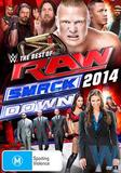 WWE Best of Raw and Smackdown 2014 DVD