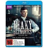Peaky Blinders Season 2 on Blu-ray
