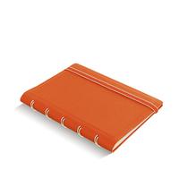 Filofax - Pocket Notebook - Orange