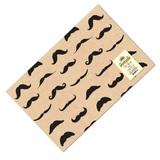 Moustache Gift Wrap