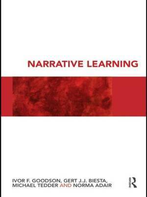 Narrative Learning by Gert Biesta image