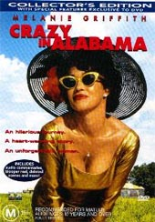 Crazy In Alabama on DVD